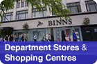 Department Stores &amp; Shopping Centres